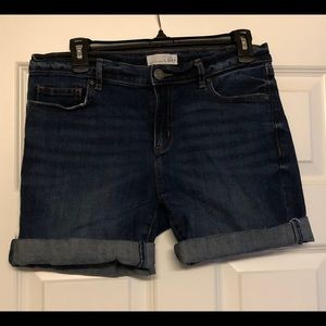 Adorable LOFT jean shorts!